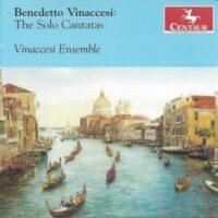 Benedetto Vinaccesi: The Solo Cantatas