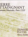 Pierre Attaingnant, Chansons Musicales, Paris 1533