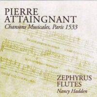 Pierre Attaingnant, Chansons Musicales, Paris 1533