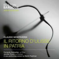 Claudio Monteverdi Il ritorno d'Ulisse in patria