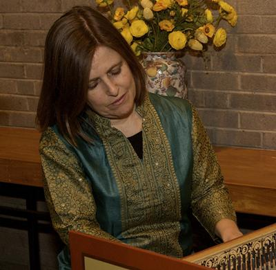 Vivian Montgomery, Director of the Jurow International Harpsichord Competition