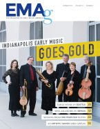 EMAg Summer 2016 Cover image featuring Indianapolis Early Music