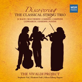 Vivaldi Project CD Cover 350