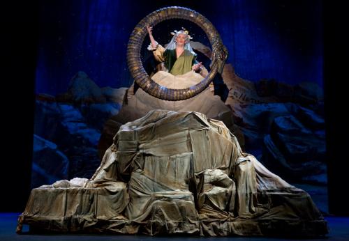 "Haymarket Opera presented Francesco Cavalli's ""La Calisto"" in May 2016."