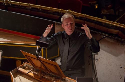 Haymarket artistic and music director Craig Trompeter.