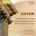 Exceptional Haydn from Handel & Haydn Society