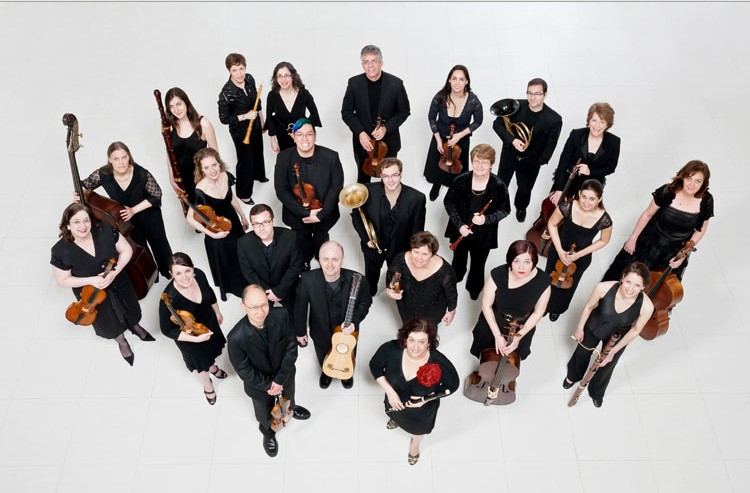 Tempesta di Mare, the Philadelphia Baroque Orchestra, is celebrating its 25th anniversary this season. (Photo by Andy Kahl)