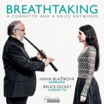 "Cornettist, Soprano ""Breathtaking"" On New Disc"