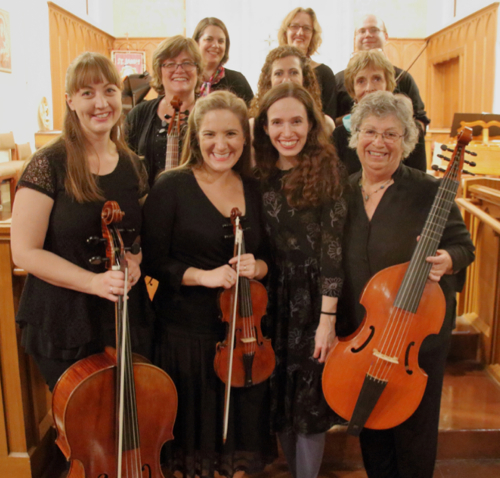Los Angeles Baroque musicians savored their debut performance.