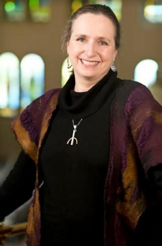 Isolde Lagacé, the brains behind the Bach cantata series.
