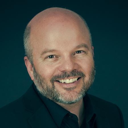 Cappella Romana executive director Mark Powell.