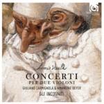 Violins Vie Vivaciously In Vivaldi Concertos