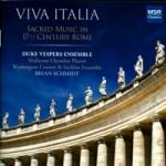 Duke Vespers Ensemble Sings Music Of Rome