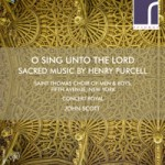 Purcell Disc Pays Tribute To Late Choral Director