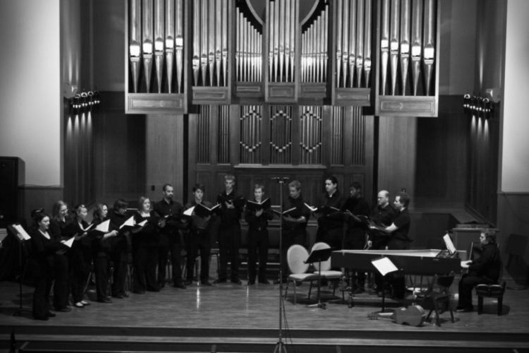 Texas Tech University Early Music Ensemble