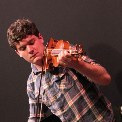 Scottish baroque violinist Tim Macdonald is a frequent BBE artist.