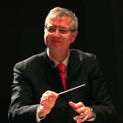 Artistic director and principal conductor Paul Goodwin (Randy Tunnell)