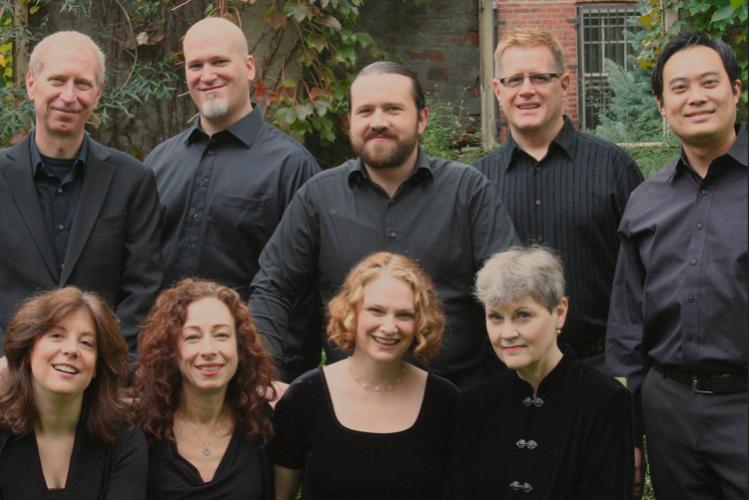 The Choir of St Luke in the Fields sings music of Pierre de Manchicourt on its new recording.