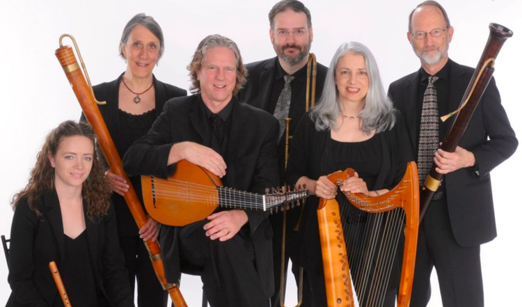 Piffaro, the Renaissance Band, has been tooting its distinguished horns (and harps) since 1980s.