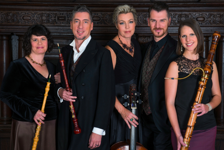 The ensemble Kleine Kammermusik plays music from Dresden and Paris on its new CD. (Michele Corbman Photography)