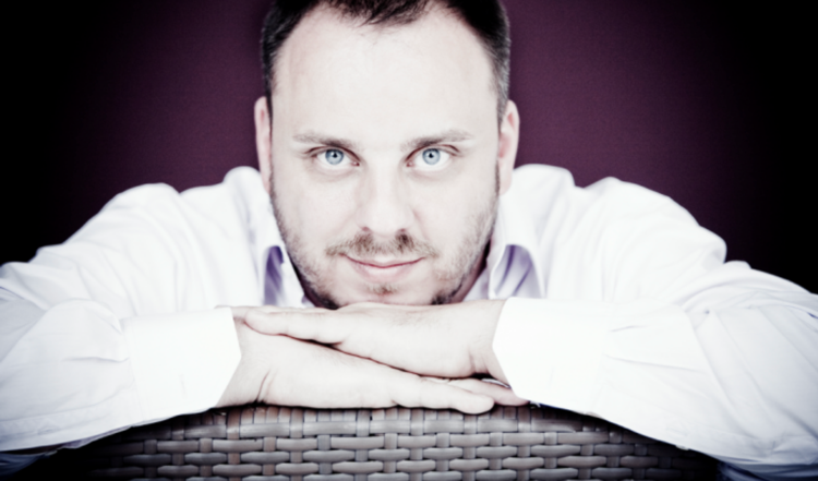 German baritone Matthias Goerne sings two Bach cantatas on his new disc. (Photo by Marco Borggreve)