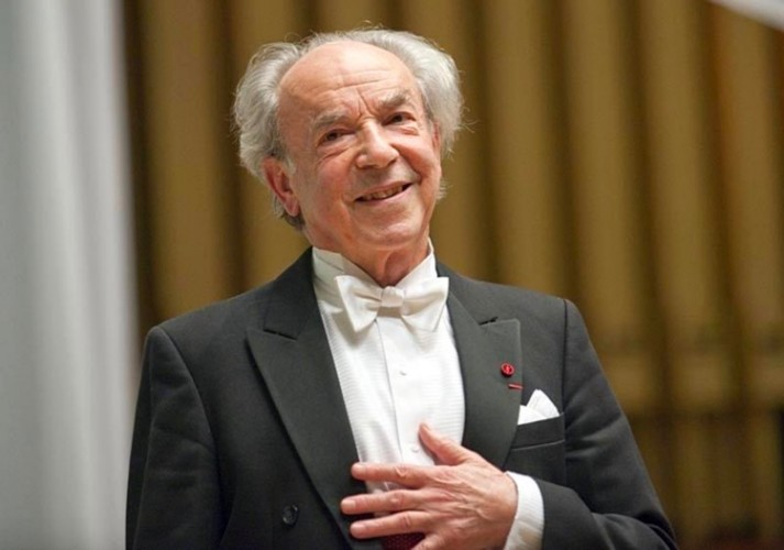 Paul Badura-Skoda recently celebrated his 90th birthday with all-Beethoven recital at the Grosser Musikvereinsaal in Vienna.