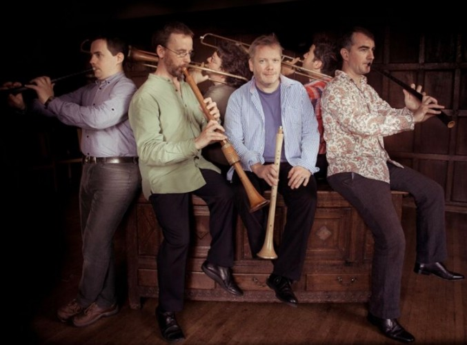 City Musick, the London-based Renaissance band led by William Lyons.