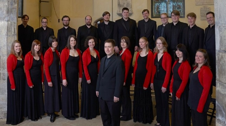 The Ebor Singers performs under founding musical director Paul Gameson.
