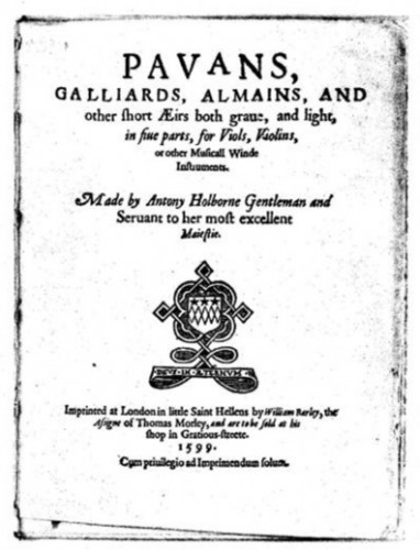 HolbornePublication