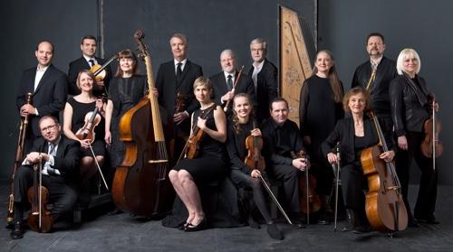 Tafelmusik Baroque Orchestra (Photo by Sian Richards)