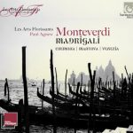 Monteverdi: Madrigali - Mantova, Cremona, Venezia