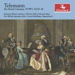Telemann: Six Moral Cantatas, TWV 20:29–34