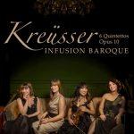 Kreüsser: Flute Quintetto in A Major, Op. 10, No. 2,  I. Allegro Moderato