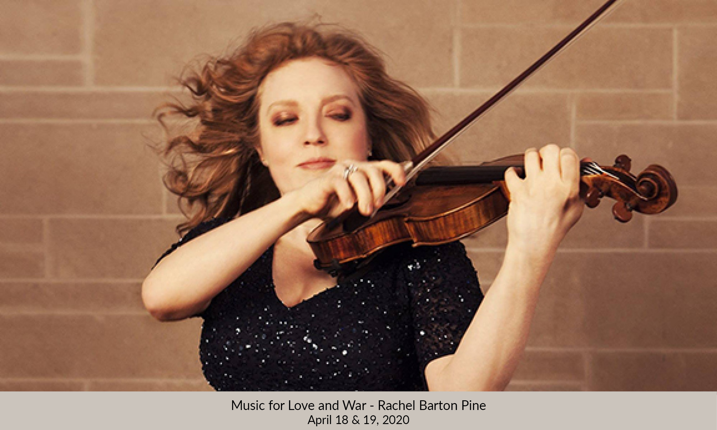 SEATTLE BAROQUE ORCHESTRA Music for Love and War – Rachel Barton Pine,  violin soloist » Early Music America