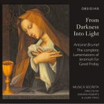 Brumel: Gimel - Circumaedificavit me (V. from Complete Lamentations of Jeremiah for Good Friday