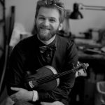 CD Review: Bach's Cello Suites Eloquent On Violin