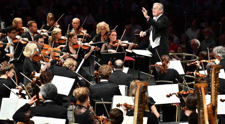 Gardiner On Mission To Revitalize Beethoven Symphonies