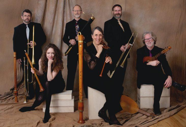 Newberry Consort And Piffaro Mark Milestones Together