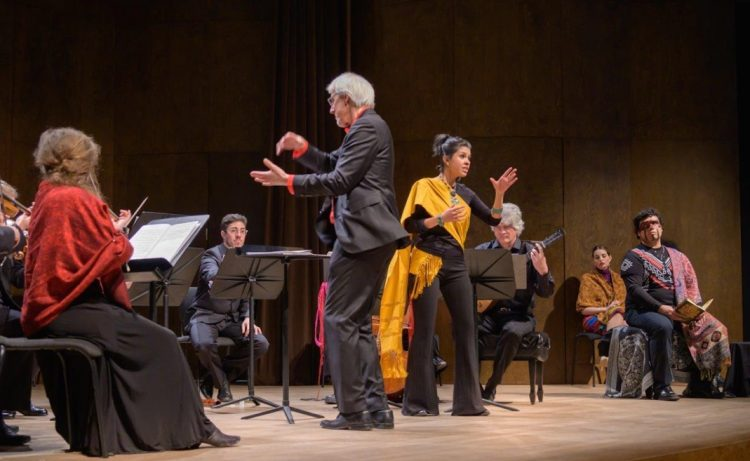 Vivaldi's 1733 'Motezuma' Receives 21st-Century Completion