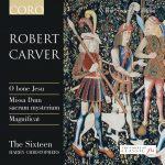 Robert Carver: O bone Jesu a19