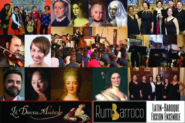 La Donna Musicale/Rumbarroco