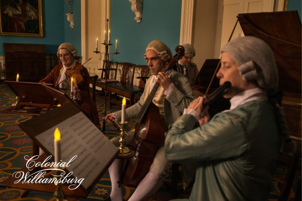 Colonial Williamsburg Governor's Musick