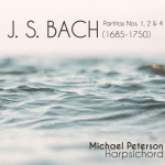 J.S. Bach: Partitas 1, 2 & 4