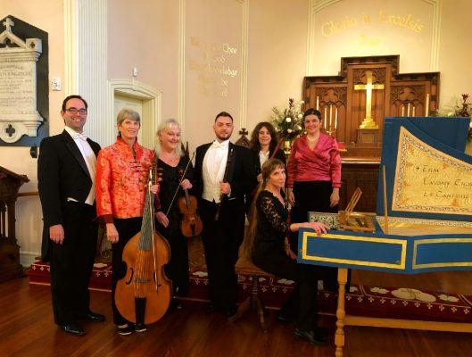 Savannah Baroque