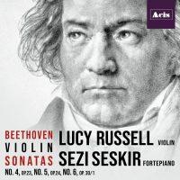 Beethoven Violin Sonatas, No. 4, No. 5, No. 6