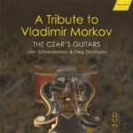 CD Review: Guitarists Honor A Russian Master