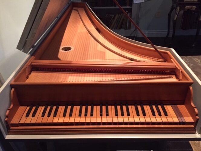David Bayer: Harpsichord And Guitar Maker Extraordinaire