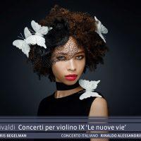 Vivaldi: Concerti per violino IX 'Le nuove vie'