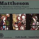 CD Review: Mattheson's 'Talking Fingers' Nimbly Performed