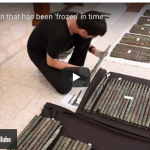 Reconstructing a 12th-century pipe organ discovered in the Holy Land